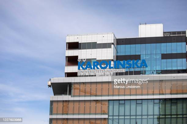 カロリンスカ大学病院 - ソルナ ストックフォトと画像