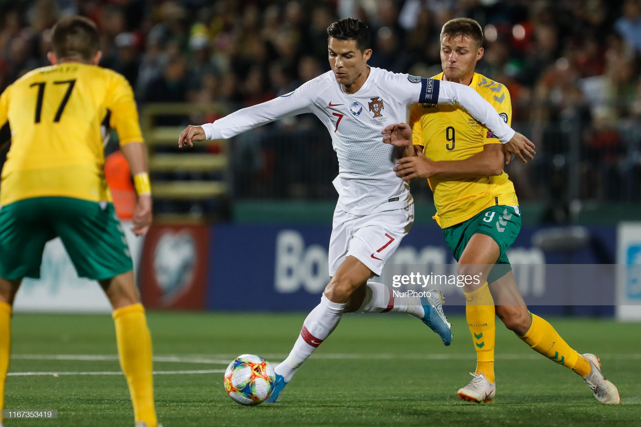 Portugal v Lithuania preview, prediction and odds
