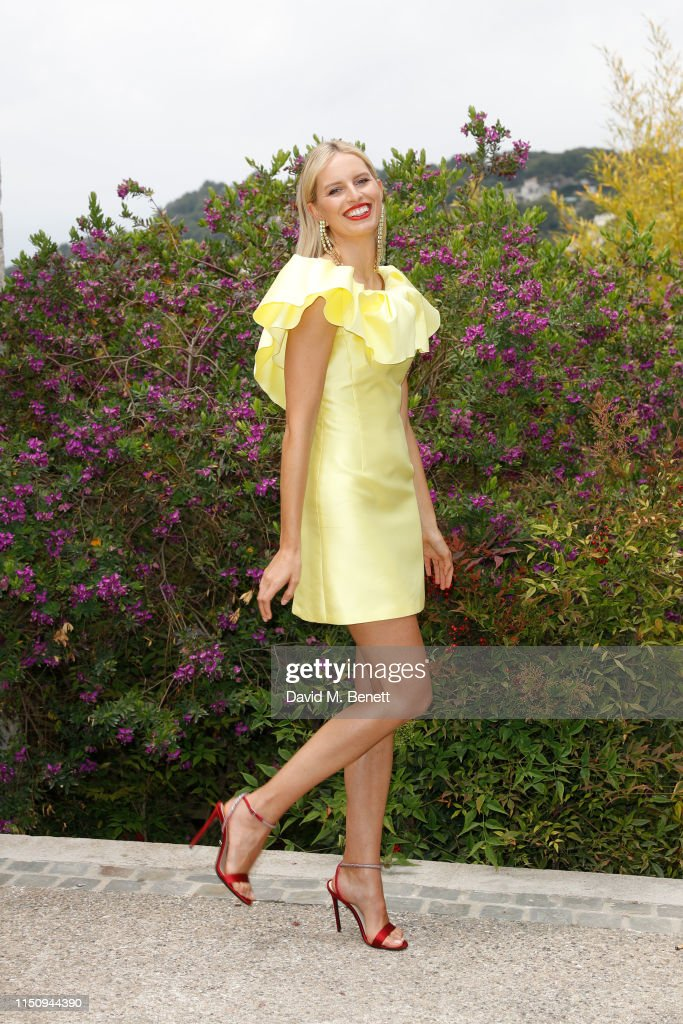 FRA: Wellbeing Summer Lunch During The 72nd Annual Cannes Film Festival