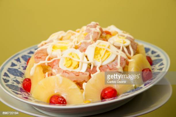 TORONTO ON DECEMBER 18 Karon Liu writes about the Hong Kong fruit salad his grandma and mom have been making for Christmas