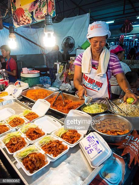 Karon Market in Phuket; Night Food Market