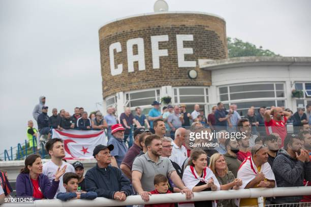 Karpatalya beat Northern Cyprus 3 -2 in penalties during the Conifa Paddy Power World Football Cup finals on the 9th June 2018 at Queen Elizabeth II...