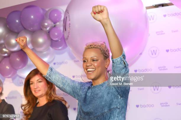 Karren Brady and Gemma Cairney attend as Badoo makes a bold statement this International Women's Day with their #WomenOfBadoo event. A special menu...