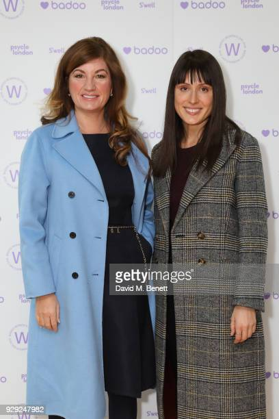 Karren Brady and Valarie Stark attend as Badoo makes a bold statement this International Women's Day with their #WomenOfBadoo event. A special menu...
