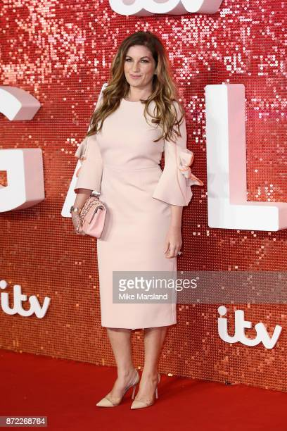 Karren Brady arrives at the ITV Gala held at the London Palladium on November 9, 2017 in London, England.