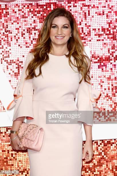 Karren Brady arriving at the ITV Gala held at the London Palladium on November 9 2017 in London England