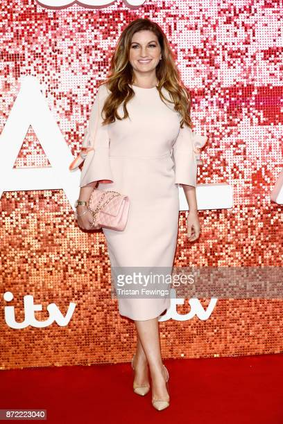 Karren Brady arriving at the ITV Gala held at the London Palladium on November 9, 2017 in London, England.