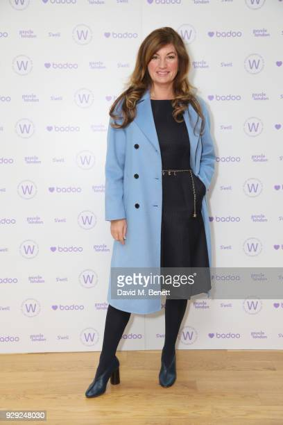 Karren Brady attends as Badoo makes a bold statement this International Women's Day with their #WomenOfBadoo event. A special menu by Chef Tess Ward...