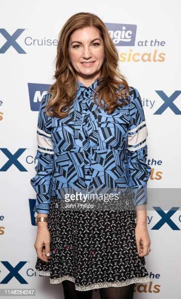 Karren Brady attends Magic at the Musicals at Royal Albert Hall on May 10, 2019 in London, England.
