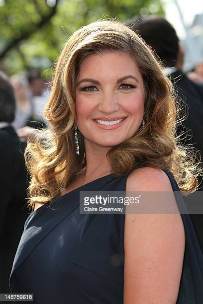 Karren Brady attends The Arqiva British Academy Television Awards 2012 at The Royal Festival Hall on May 27 2012 in London England