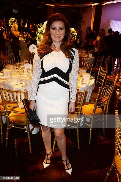 Karren Brady attends the Cosmopolitan Ultimate Women Of The Year Awards at One Mayfair on December 2 2015 in London England