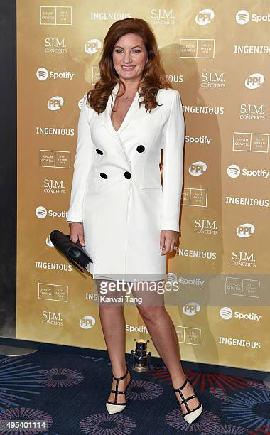 Karren Brady attends the Music Industry Trusts Awards in aid of the Nordoff Robbins charity and BRIT Trust at The Grosvenor House Hotel on November 2...
