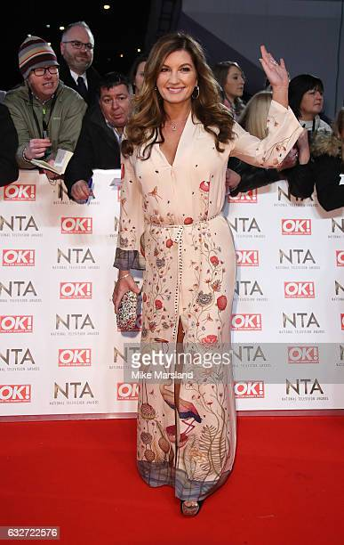 Karren Brady attends the National Television Awards at The O2 Arena on January 25 2017 in London England