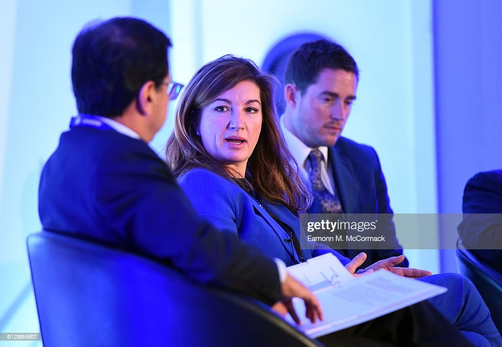 Leaders Sport Business Summit 2016 - Day One : News Photo