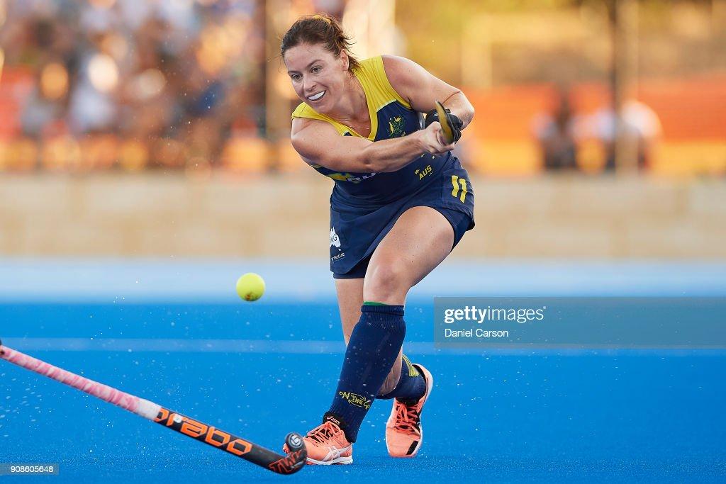 Australia v Spain - Game 5