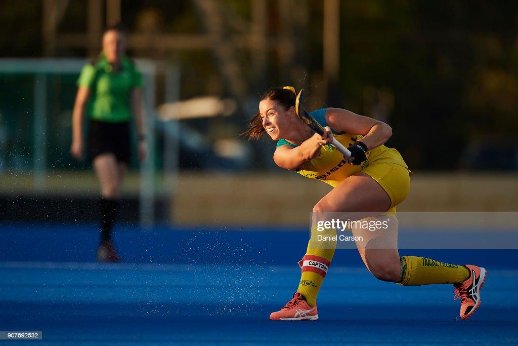 Australia v Spain - Game 3