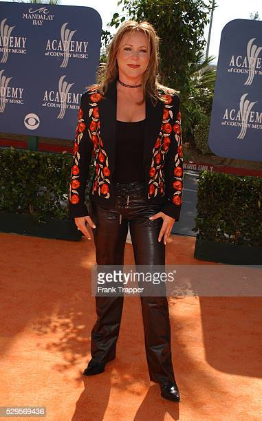Karri Turner arriving at the 38th Annual Academy of Country Music Awards