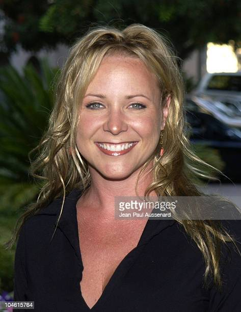 Karri Turner during CBS Summer 2002 Press Tour Party at Ritz Carlton Hotel in Pasadena California United States