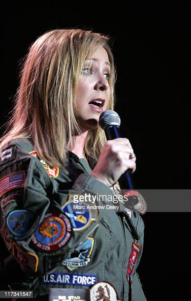 Karri Turner during Country Takes New York City American Freedom Festival Show at Roseland Ballroom in New York City New York United States