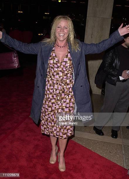 Karri Turner during Gala Celebrity Opening Night of Mamma Mia at Shubert Theatre in Century City California United States