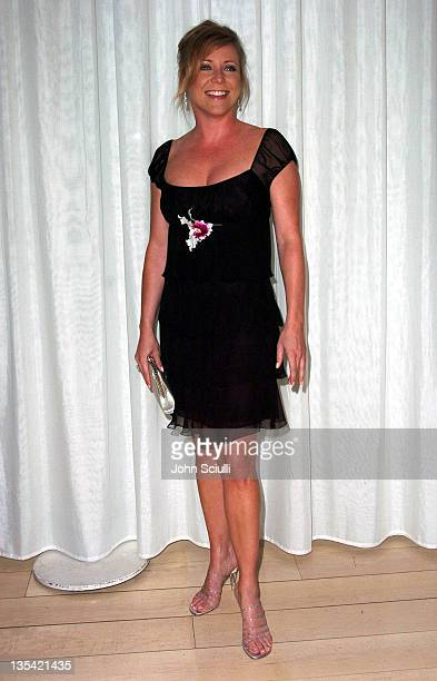 Karri Turner during JAG Celebrates 200th Episode at The Mondrian/Asia de Cuba in Los Angeles California United States