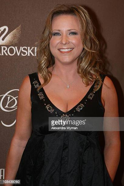Karri Turner Jag at The 10th Annual Costume Designers Guild Awards held at The Beverly Wilshire Hotel on February 19 2008 in Beverly Hills California
