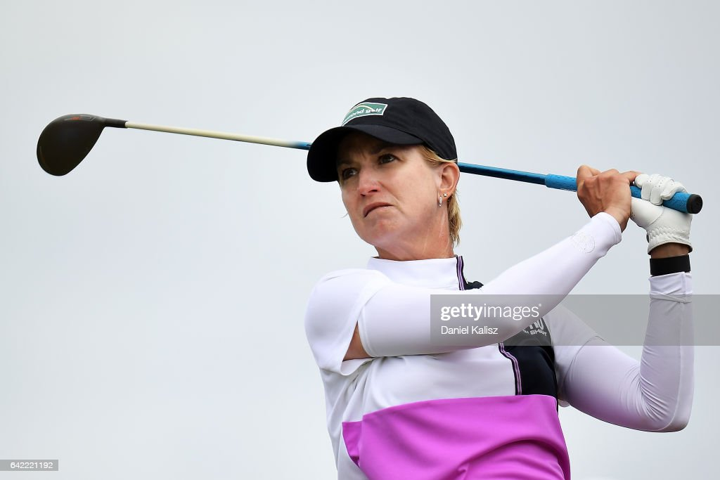 ISPS Handa Women's Australian Open - Round Two