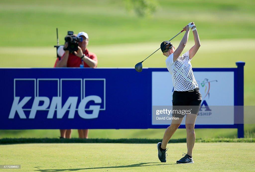 KPMG Women's PGA Championship - Round Three : News Photo