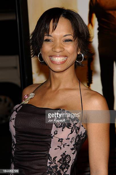 Karrine Steffans during A Man Apart Premiere at Mann Chinese Theater in Hollywood California United States