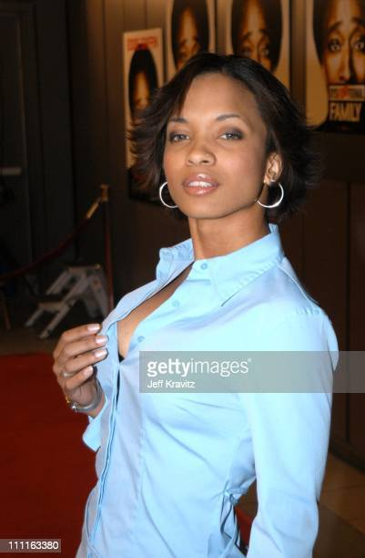Karrine Steffans during Dysfunktional Family at AMC Hollywood Galaxy Theaters in Hollywood CA United States
