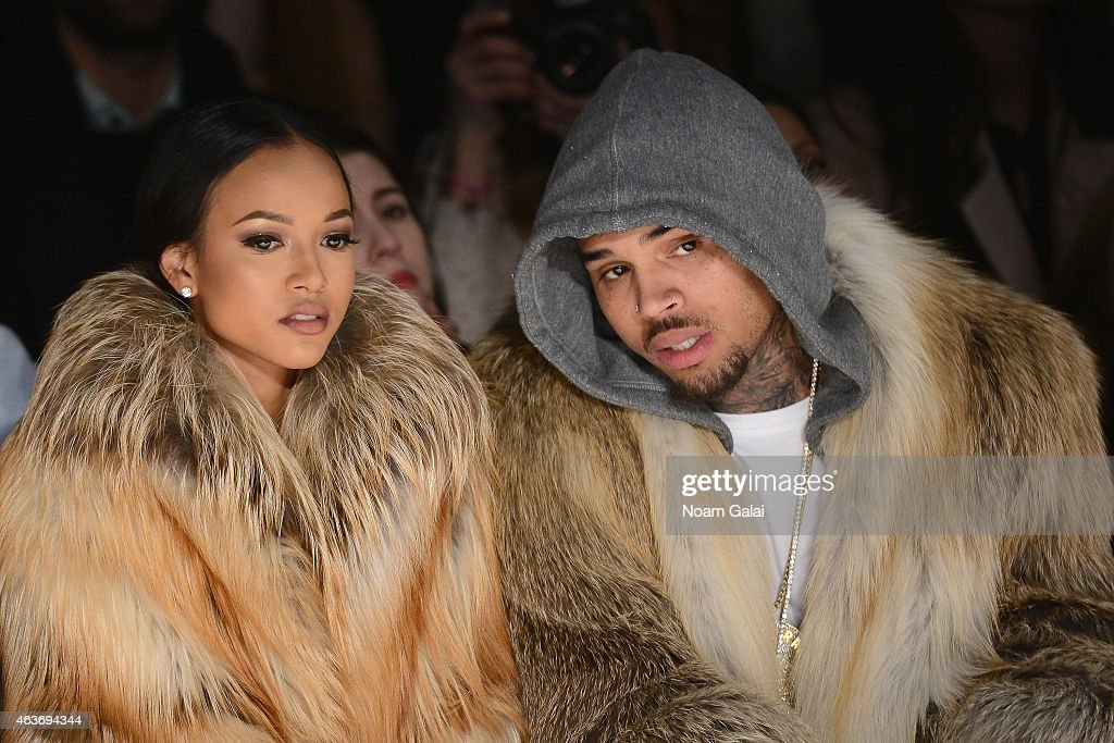 Michael Costello - Front Row - Mercedes-Benz Fashion Week Fall 2015 : News Photo