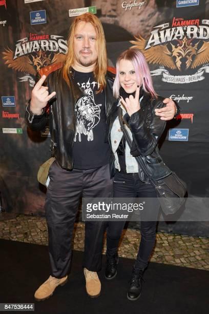 Metal Hammer Awards 2017 Stock Fotos Und Bilder