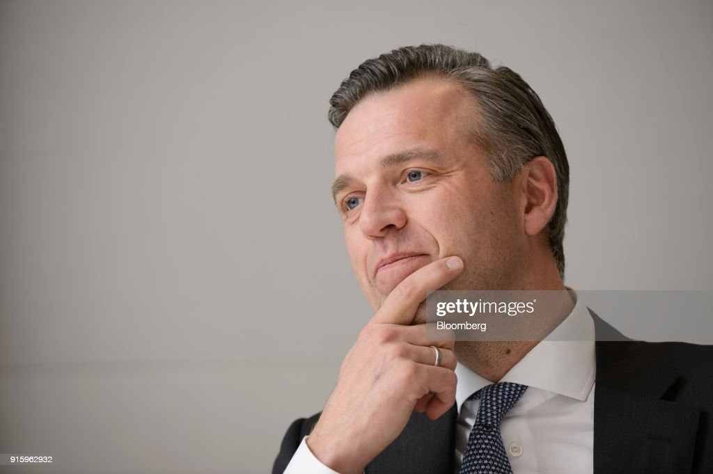 Karsten Kallevig, chief executive officer of Norges Bank Investment Management, speaks during an interview in Tokyo, Japan, on Wednesday, Feb. 7, 2018. The property-investment arm of Norway's $1 trillion sovereign wealth fund is keen to buy more real estate in Japan after making its first investment in the country last year. Photographer: Akio Kon/Bloomberg via Getty Images