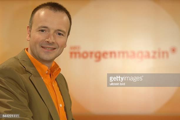 Karsten Schwanke Journalist D Moderator des ARD Morgenmagazins