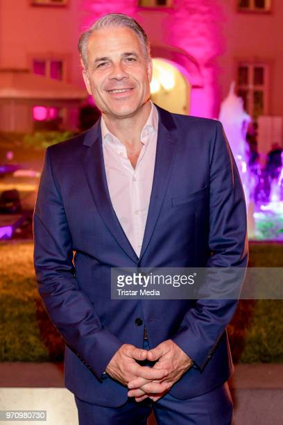 Karsten Speck attends the 'Media Night And Polo Player Night' at De Medici Hotel on June 9 2018 in Duesseldorf Germany