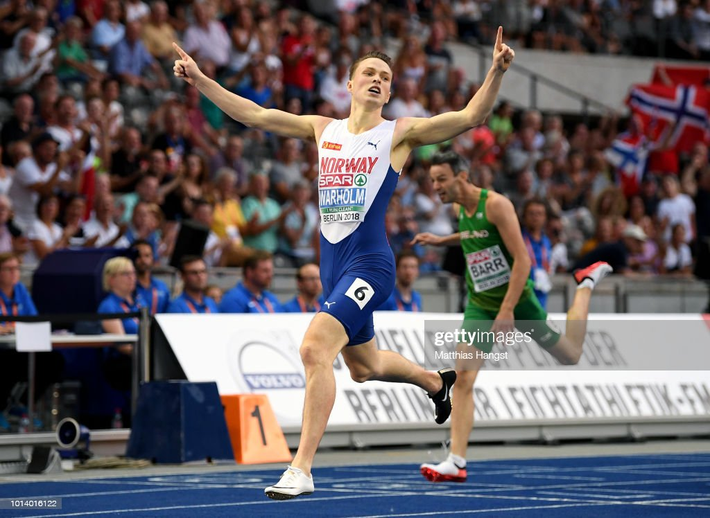 24th European Athletics Championships - Day Three : News Photo
