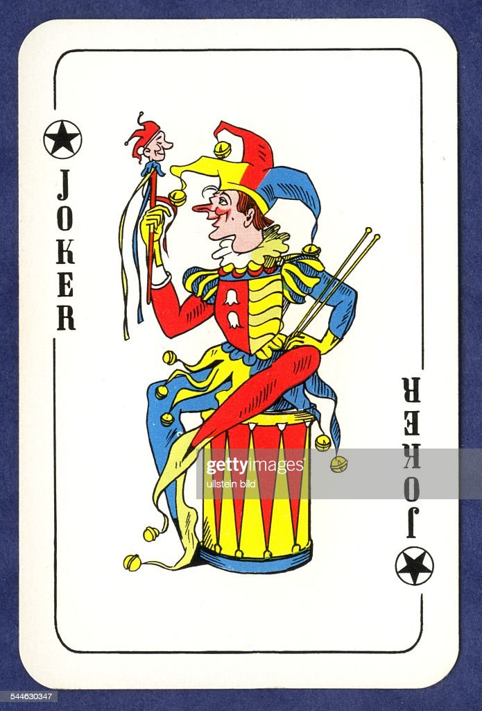 Joker Kartenspiel
