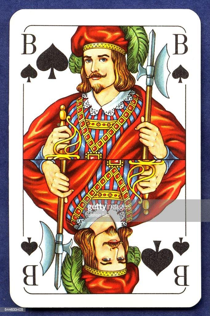Bube Kartenspiel