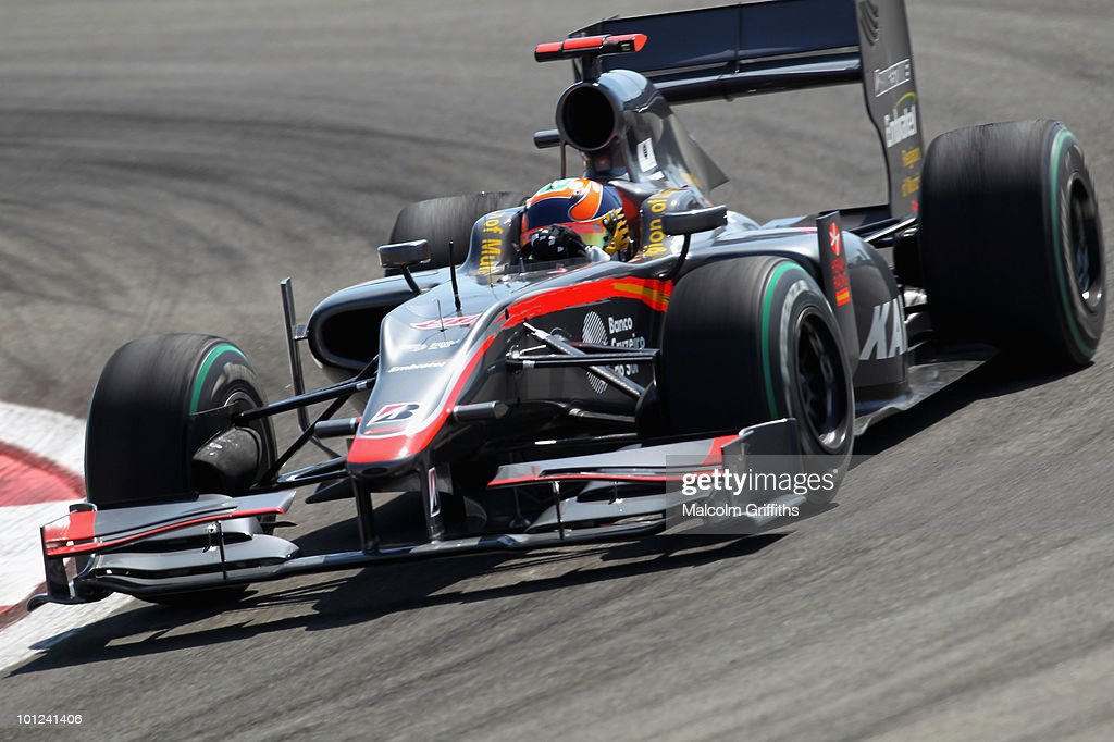 F1 Grand Prix of Turkey - Practice