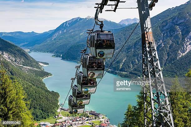 Karwendel Cable Car in Pertisau