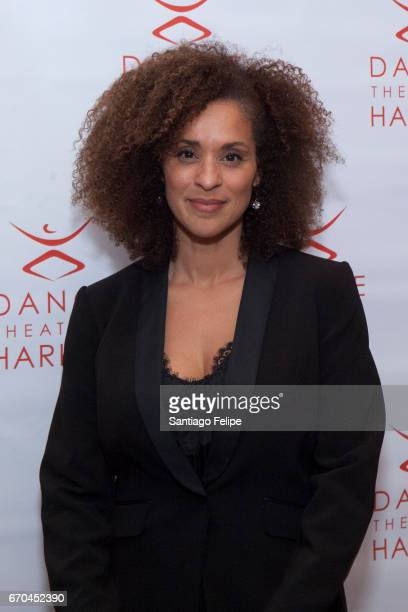 Karyn Parsons attends Dance Theatre of Harlem's 6th Annual Vision Gala at New York Park Hyatt on April 19 2017 in New York City