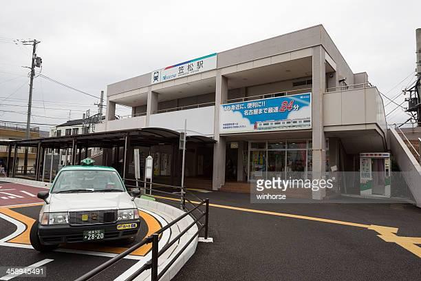 日本で kasamatsu 駅 - 岐阜県 ストックフォトと画像