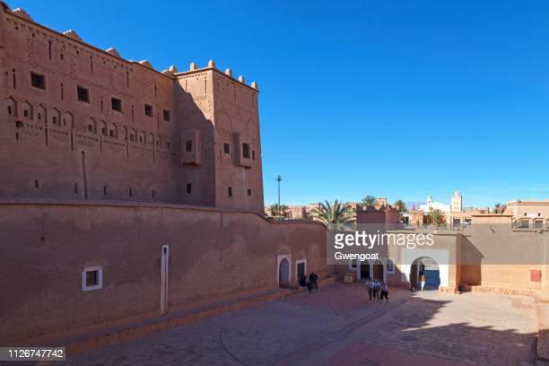 Kasbah de Taourirt à Ouarzazate