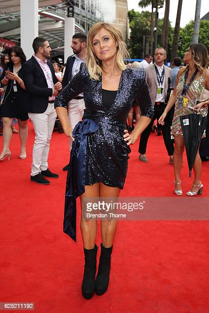 Kasey Chambers arrives for the 30th Annual ARIA Awards 2016 at The Star on November 23 2016 in Sydney Australia