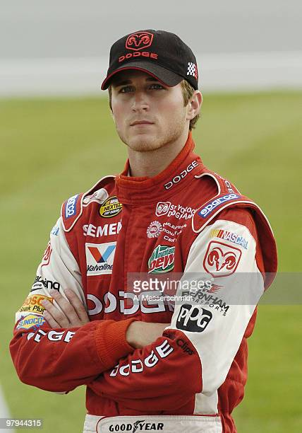Kasey Kahne competes in qualifying for the NASCAR Nextel Cup Tropicana 400 at Chicagoland Speedway July 9 2004