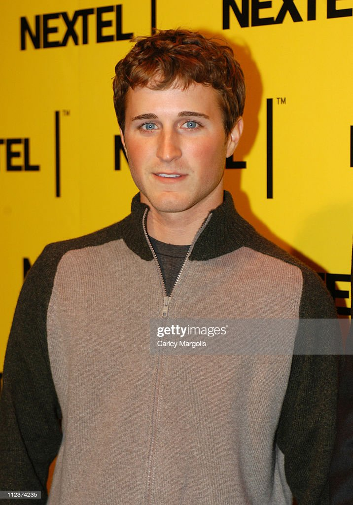 Kasey Kahne during 2004 Nascar Nextel Cup Series Champion's Celebration at Marquee in New York City, New York, United States.