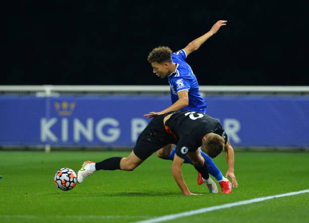 GBR: Leicester City v Everton: Premier League 2
