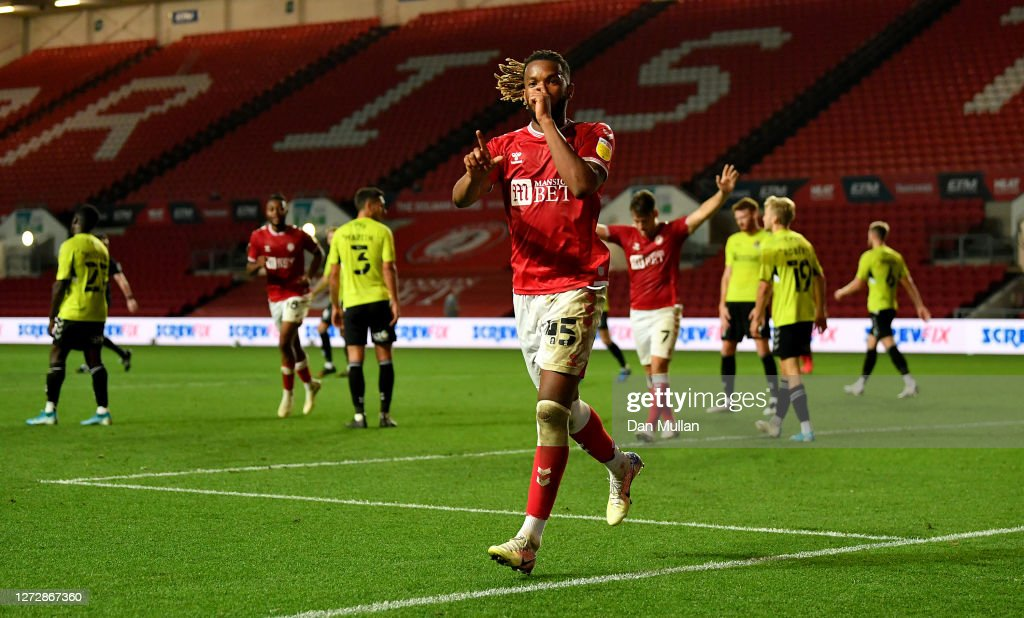 Bristol City v Northampton Town - Carabao Cup Second Round : News Photo