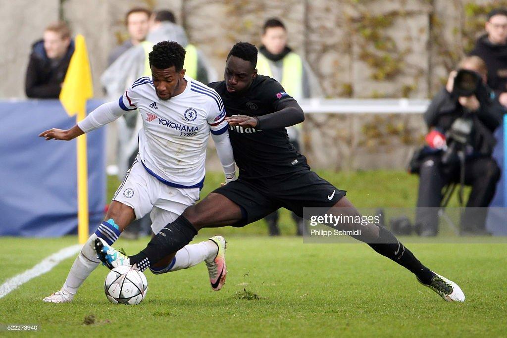 Paris Saint Germain v Chelsea FC - UEFA Youth League Final : News Photo
