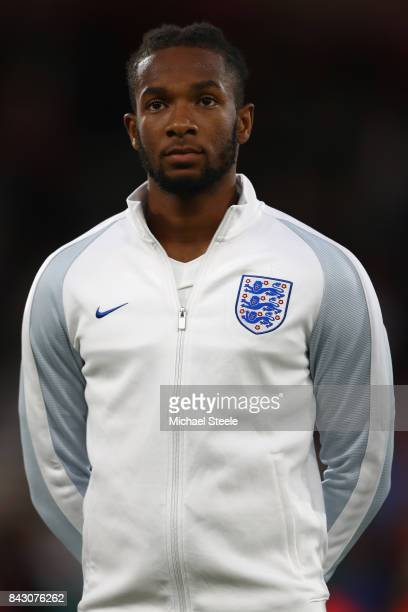 Kasey Palmer of England U21's during the UEFA Under 21 Championship Qualifier match between England and Latvia at the Vitality Stadium on September 5...